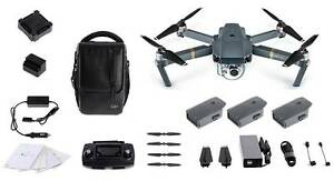 DJI MAVIC PRO FLY MORE COMBO! AUS DEALER - FREE POSTAGE AUS WIDE Coonamble Coonamble Area Preview
