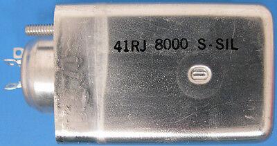 Sigma Relay 41rj-8000-s-sil