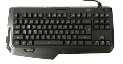 Logitech G410 Gaming Tastatur ATLAS SPECTRUM 920-007752 QWERTY LAYOUT (UK/RUS)