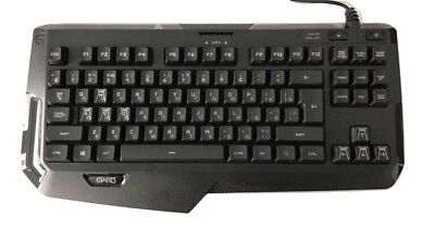 Logitech G410 ATLAS SPECTRUM Gaming Tastatur 920-007752 QWERTY LAYOUT (UK/RUS)