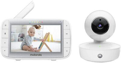"Motorola MBP50 Video Baby Monitor with 5"" Handheld Parent Unit (ML4405)"