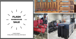 Warehouse - wide range of IT and Office Furniture Braybrook Maribyrnong Area Preview