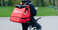DELIVERY RIDER ● CASUAL & PART-TIME ● DOWNTOWN MONTREAL
