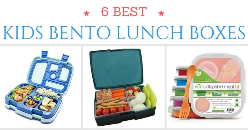 the 6 best bento lunch boxes for kids ebay. Black Bedroom Furniture Sets. Home Design Ideas
