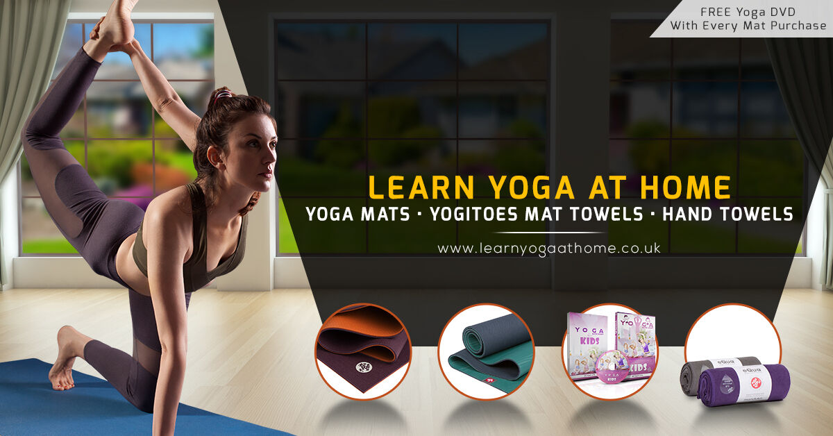 Learn Yoga At Home
