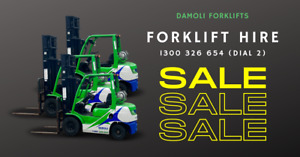Williamstown Forklift Hire Laverton North Wyndham Area Preview