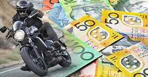 CASH FOR YOUR BIKE TODAY Perth Perth City Area Preview