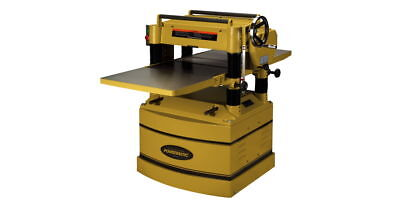 Powermatic 20 Planer 5hp 1ph 230v 1791315 - Free Shipping