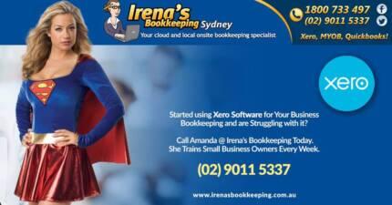 Irenas Bookkeeping Xero Trainer Extraordinaire : Amanda Mckenzie