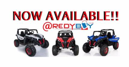 BRAND NEW 12v TWO SEATER BEACH BUGGY -