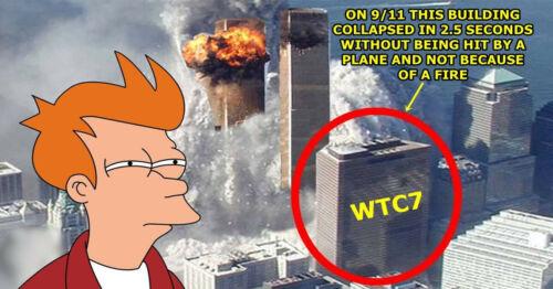 ALEX JONES FALSE FLAG STICKERS INFO WARS INSPIRED 4-PACK MARK DICE WTC 7 9/11