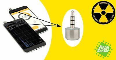 Dosimeter Spectrometer For Androidradiometergeiger Counterradiation Detector