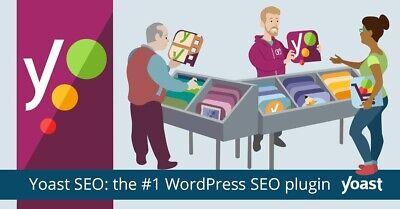 Yoast Seo Premium Wordpress Seo Plugin
