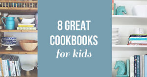 8 Great Cookbooks For Kids
