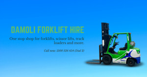 Forklift Long-term Lease Options! Laverton North Wyndham Area Preview