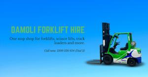 Short term Forklift Hire options! Laverton North Wyndham Area Preview