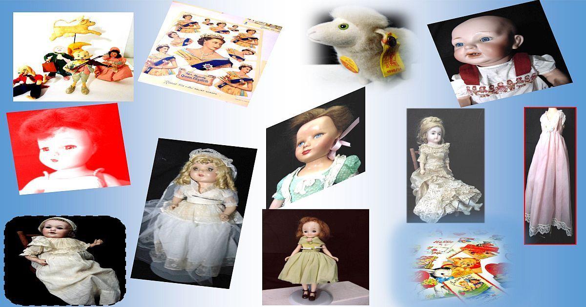 Dolls_Antique/Vtg/Modern_Since 1998