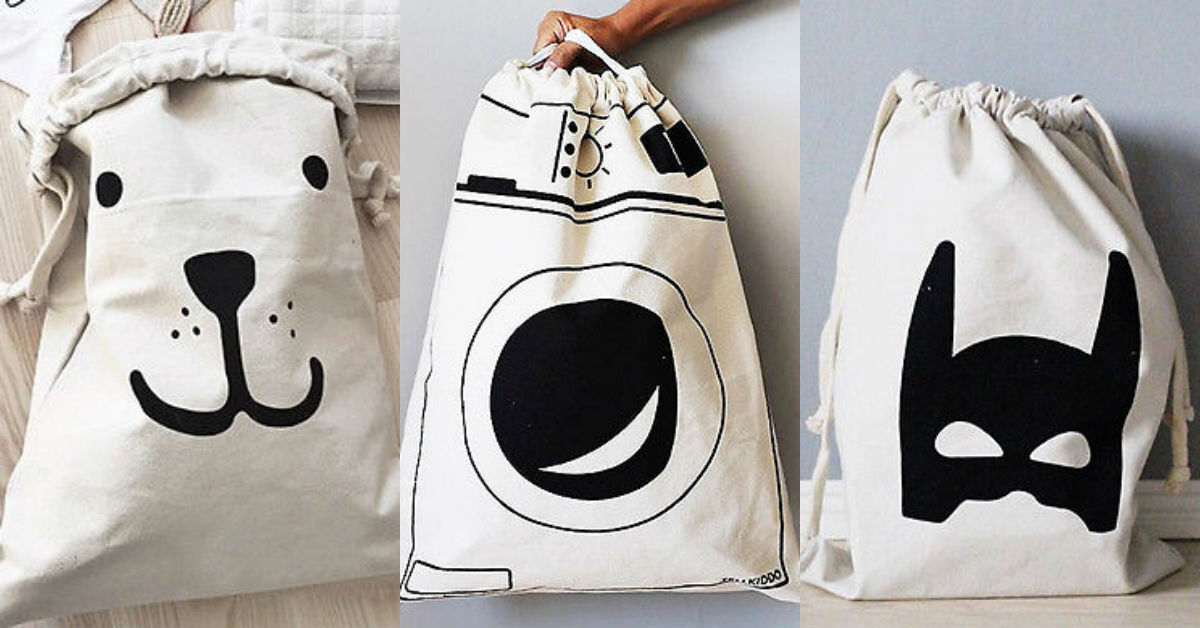 Give a Laundry Bag a New Lease of Life