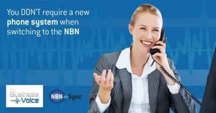 NBN Sync converting your existing phone system to the NBN network St Marys Penrith Area Preview