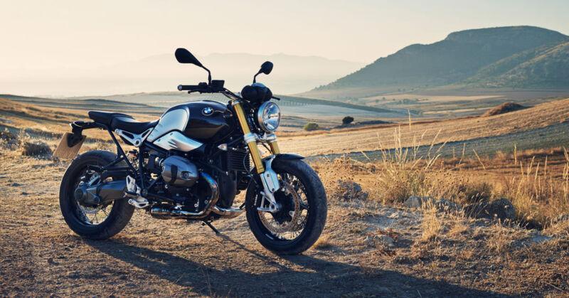 Ob auf dem Asphalt oder im Gelände: Dieses Bike ist eine lässige Spaßmaschine. (© BMW)
