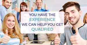 DO YOU NEED QUALIFICATIONS FOR EXPERIENCE Wantirna Knox Area Preview