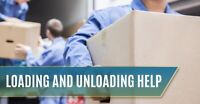 MOVER HELPERS-LOADING & UNLOADING-PACKERS