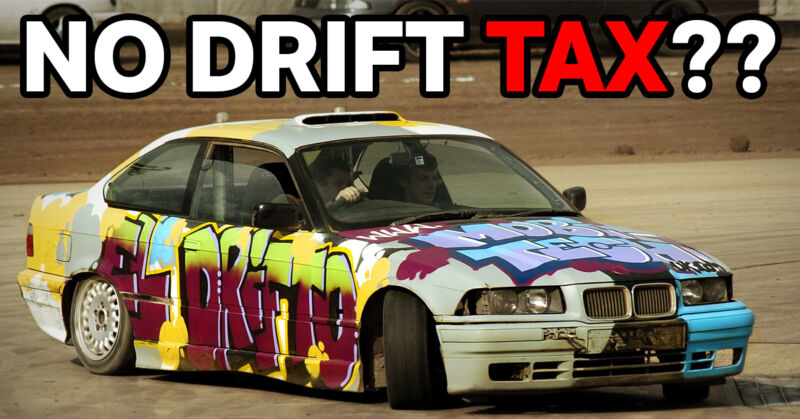 Drift Tax Exempt Cars To Get You Drifting Ebay