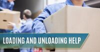 PACKING & UNPACKING-MOVER HELPERS-LOADING & UNLOADING