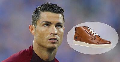 Auch neben dem Platz ist Cristiano Ronaldo äußerst erfolgreich u.a als Unternehmer Foto: Imago/CR7footwear
