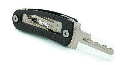 CARBOCAGE KEYCAGE - Key Organizer Schlüssel Bund Etui Anhänger Keycase Keychain
