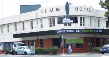 BRAND NEW Serviced Offices have opened - Club Hotel Nambour