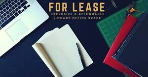 For Lease: Affordable office space in Hobart's CBD Hobart CBD Hobart City Preview
