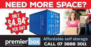 Premier Shipping Container Sales & Hire Narangba Caboolture Area Preview