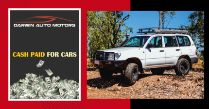 CASH PAID FOR CARS Durack Palmerston Area Preview