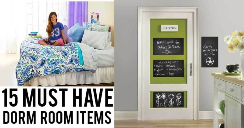 Beautiful 15 Dorm Room Must Have Items | EBay Part 26