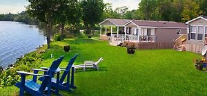 Harmony Cottage with Resort Amenities on Rice Lake
