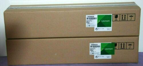 Lot of 2 OEM Lexmark 40X6623 Transfer Belt Cleaner -- New in Sealed Boxes