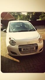 Good condition car, fantastic for first car! Only one previous driver. Very low mileage