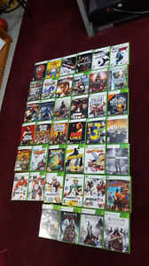 40 Xbox 360 Games. $300 for all OBO