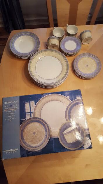 Listing item & Joshua Maxwell Studio Dinnerware Set | Kitchen u0026 Dining Wares ...