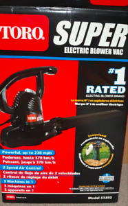 Leaf and Grass Blower, great condition. Barely used.
