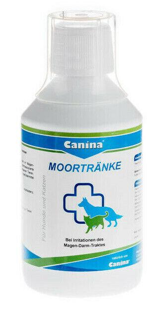 CANINA Moortränke Futtermittel für Hunde und Katzen 250 ml PZN 13568682 + Proben