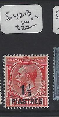 BRITISH LEVANT  (P2405B)  KGV SG  42B    MOG