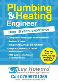 Lee Howard Plumbing & Heating Engineer