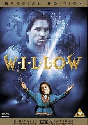 WILLOW (1988) DVD - Val Kilmer (New & Sealed)