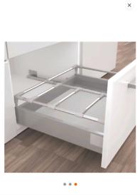 Pan Draw Box 1000mm -B&Q IT Kitchens Premium Soft Close(deep)