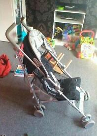 Silver cross fizz stroller buggy