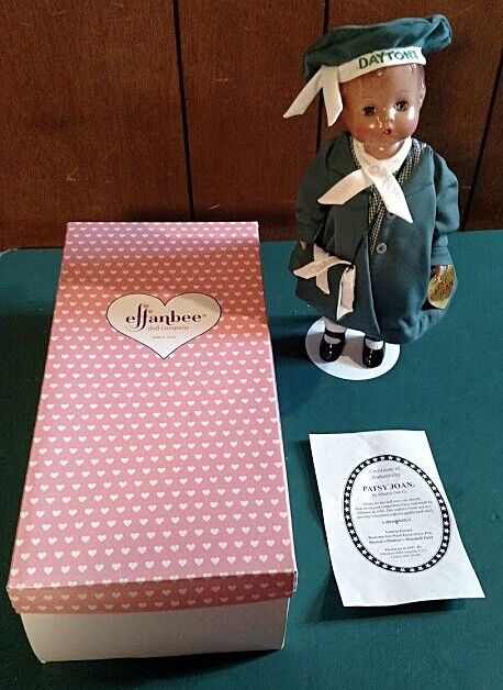 Vintage 1997 DOLL CLASSICS PATSY JOAN BY EFFANBEE DOLL CO - DAYTON'S