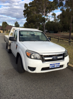 2010 Ford Ranger Ute Perth Perth City Area Preview