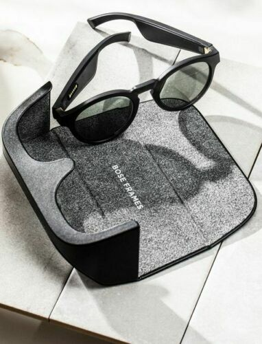 Bose Frames Rondo Audio sunglasses - (Black)